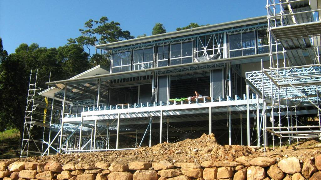 Currumbin Valley Large Home